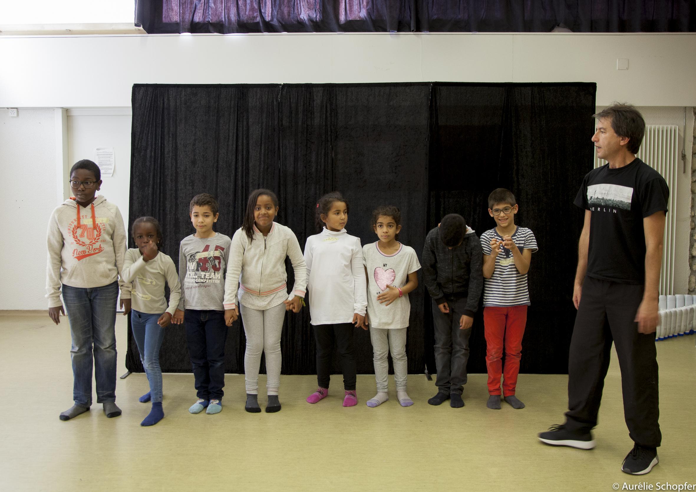 théâtre avec alejandro mateluna