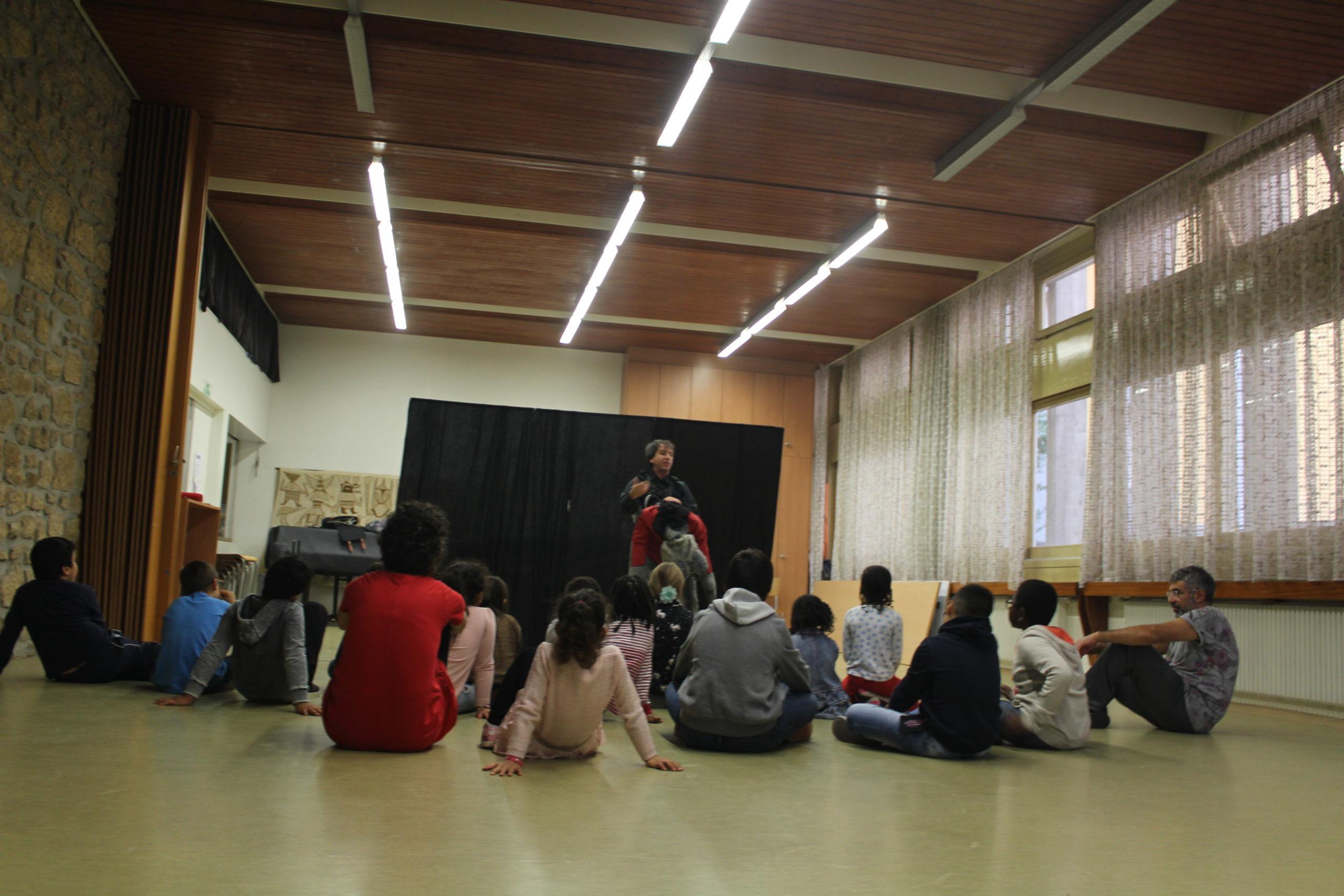 Salle Maladière