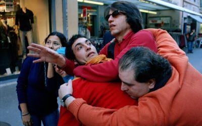 La performance de rue et notre histoire. Diego Vallarino